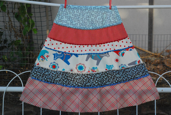 one lampshade skirt