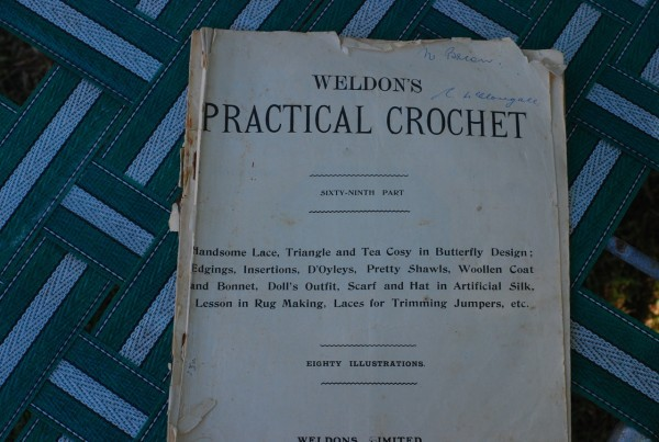 weldon's practical crochet
