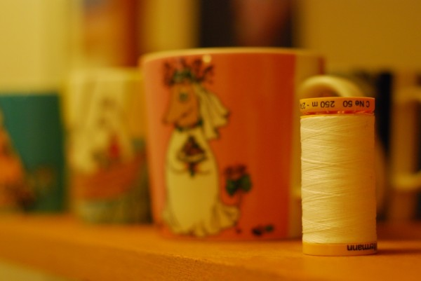 cotton reel