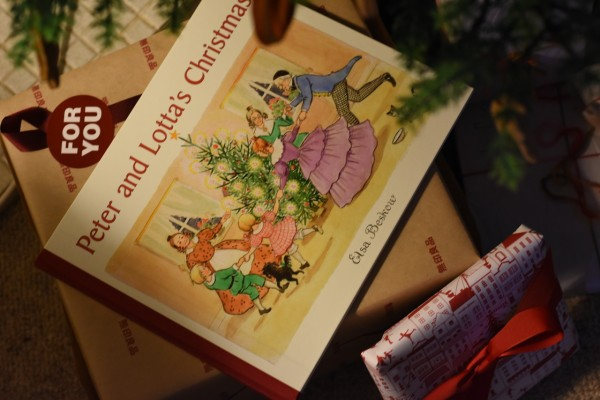 books and presents