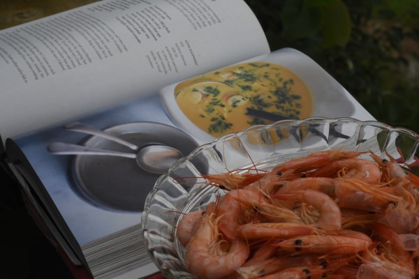 prawns and recipe